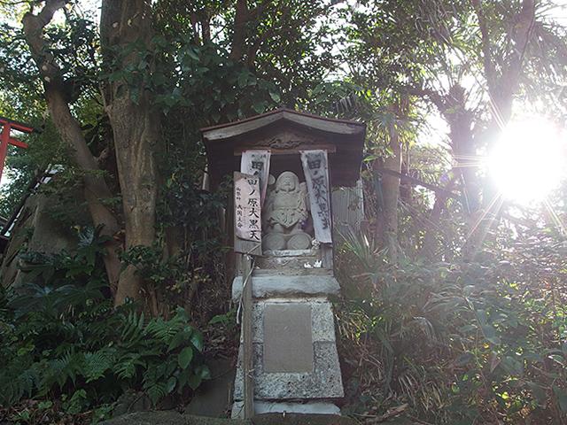 西森稲荷神社写真