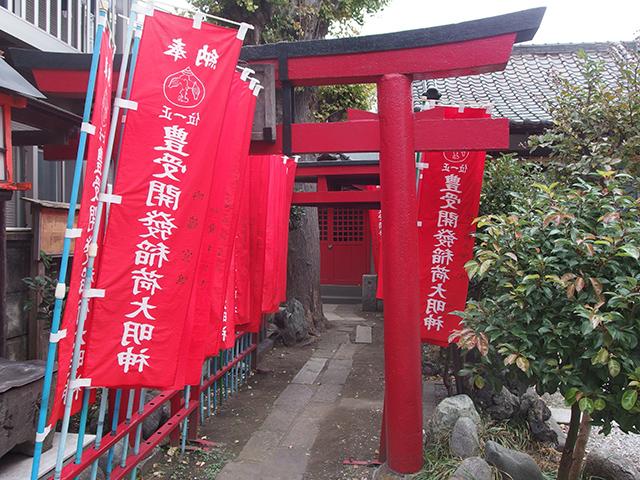 小野弁天神社写真