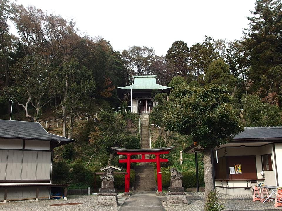 真福谷白山神社