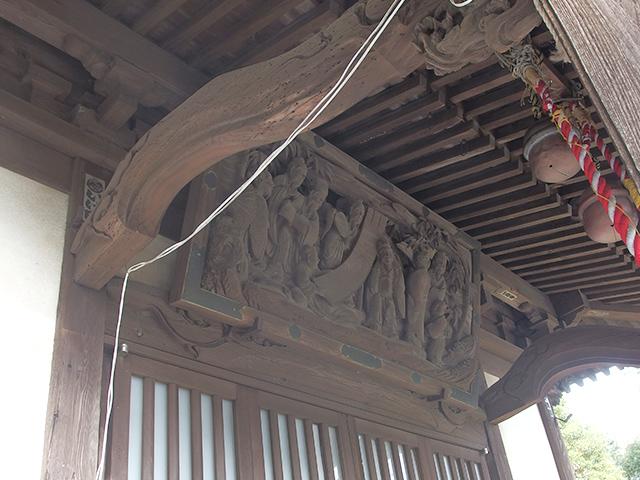 真福谷白山神社写真