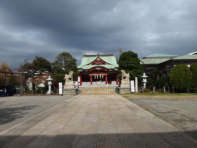 潮田神社写真