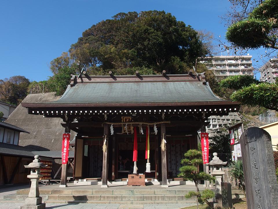 横濱水天宮・太田杉山神社