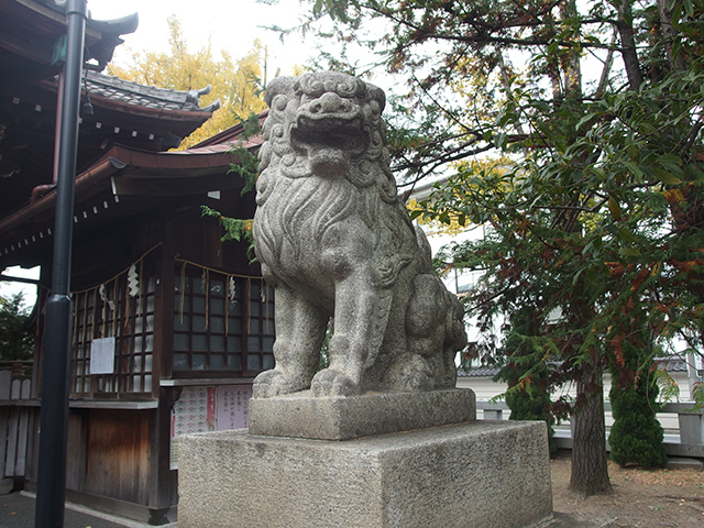 日枝大神社写真