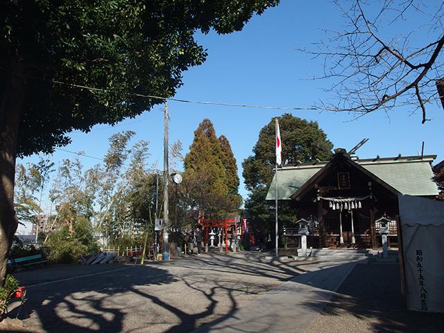 日吉神社写真