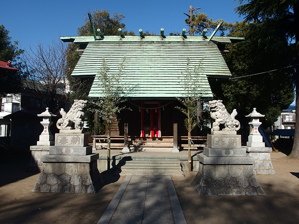 天照皇大神宮(井田神社)