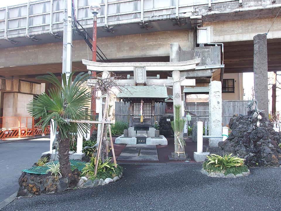 石神宮(川崎市中原区木月)