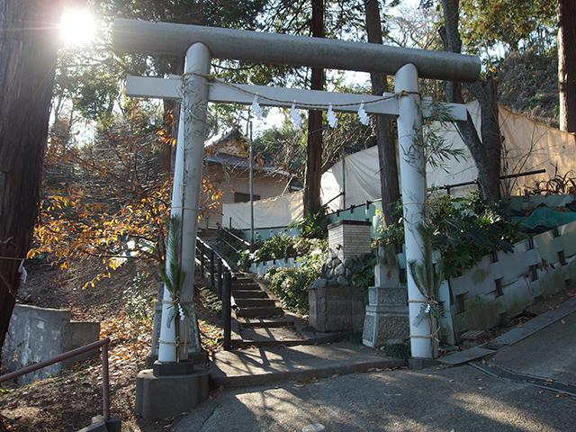 八太神社写真
