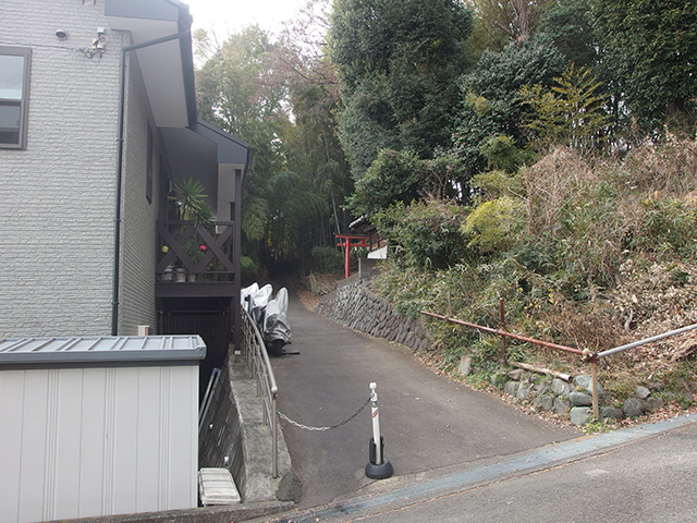 稲荷神社(大和市深見-2)写真