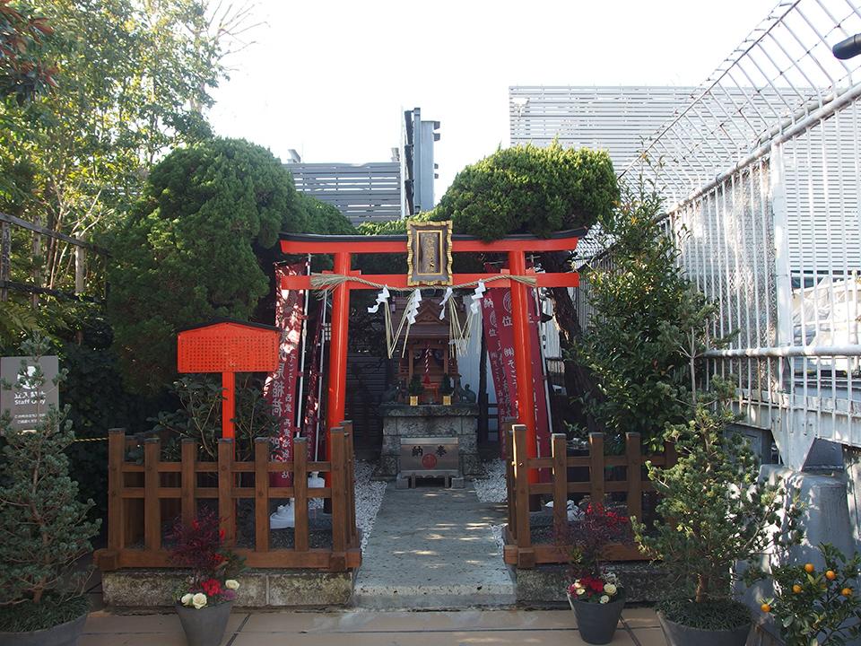 伏見稲荷神社(西武百貨店池袋本店)