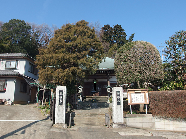 須賀神社(横浜市神奈川区菅田町)写真