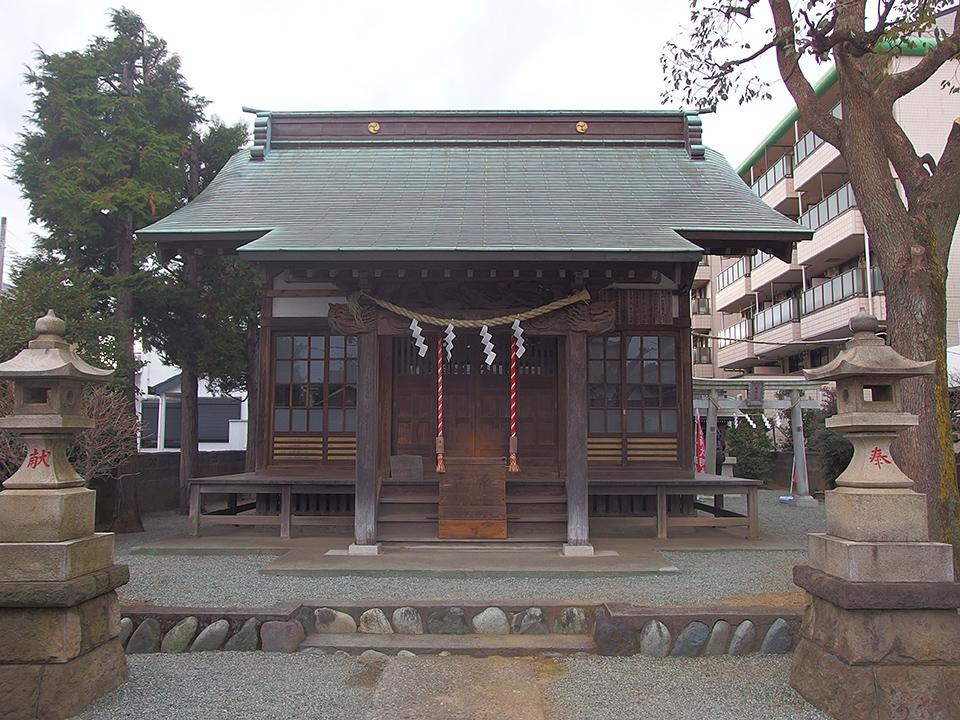 山神社(大和市)