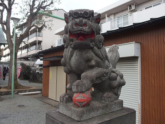 山神社(大和市)写真
