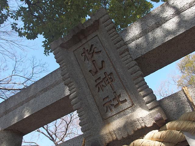 青砥杉山神社写真