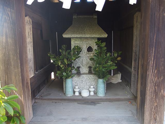 第六天神社(横浜市都筑区池辺町)写真