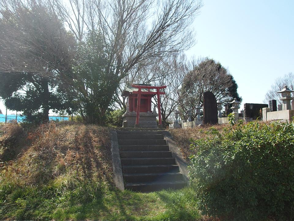 正一位稲荷神社(横浜市都筑区加賀原)