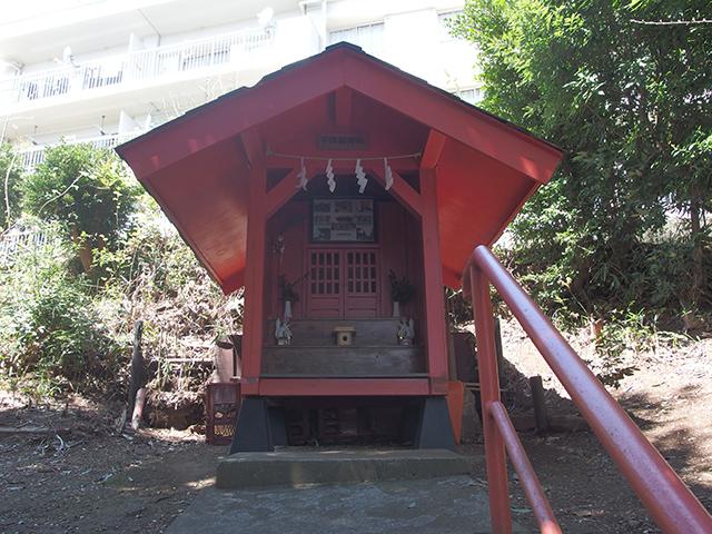 千歳稲荷社(川崎市高津区上作延)写真