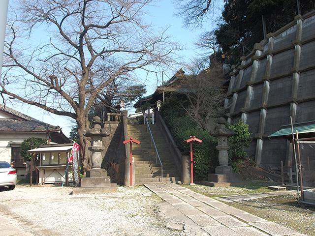 杉山神社(保土ケ谷区西久保町)写真