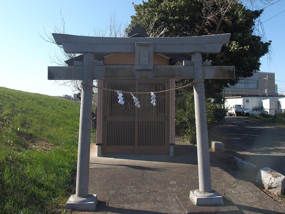 水神社(横浜市都筑区川向町)