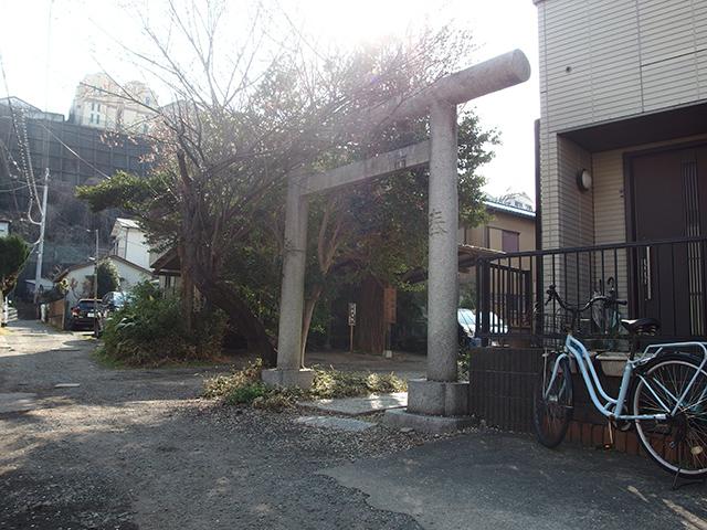 天満宮(横浜市西区久保町)写真
