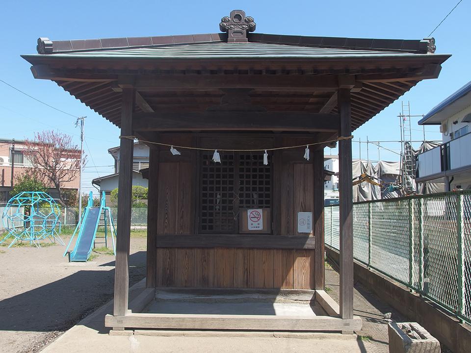 稲荷神社(川崎市多摩区長尾)