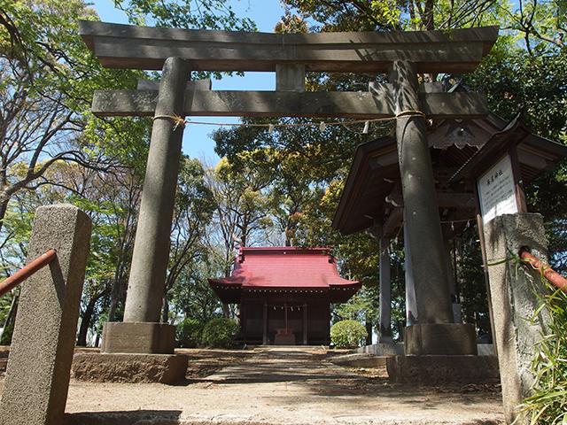 長尾神社写真