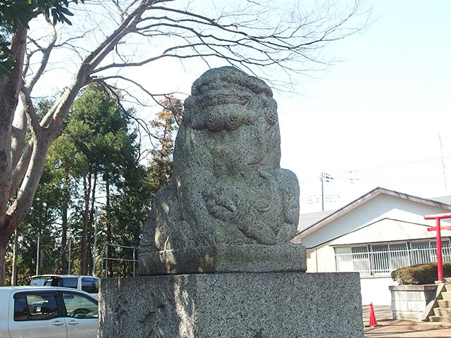 佐江戸杉山神社写真