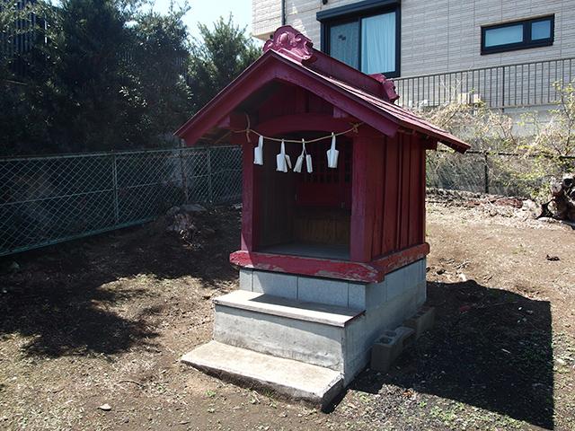 稲荷神社(川崎市宮前区神木本町)写真