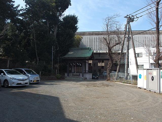 蔵王高根神社写真
