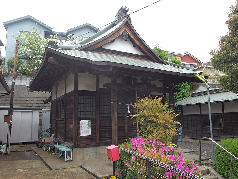 八幡神社(横浜市青葉区荏子田)