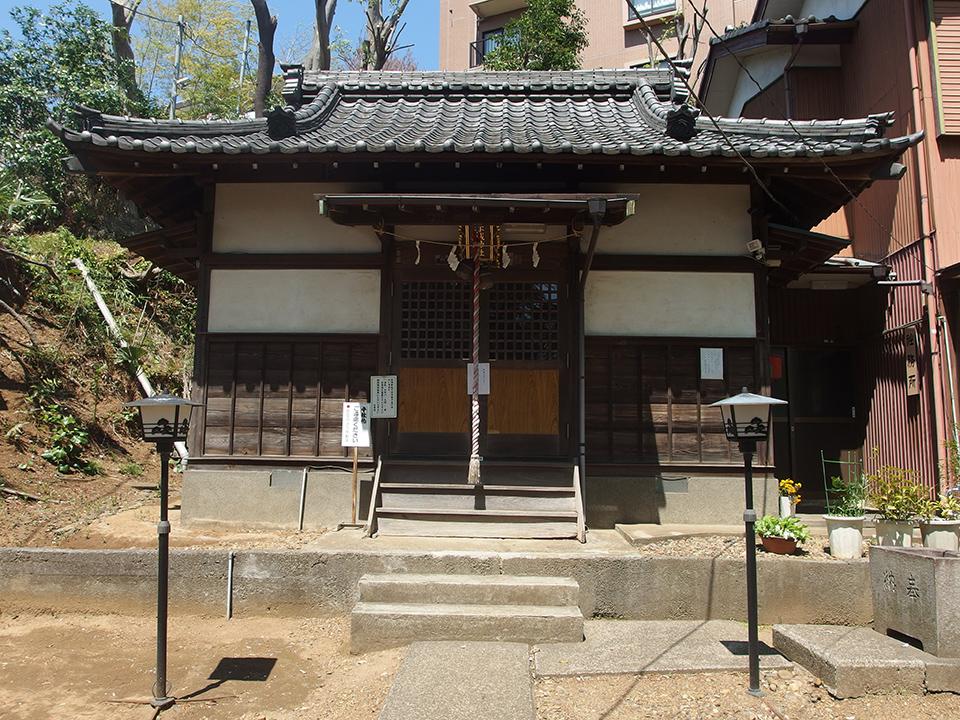 上作延赤城神社