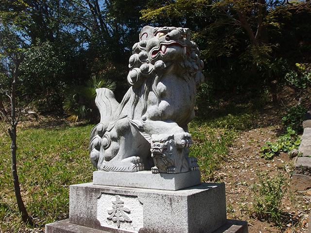 上作延赤城神社写真