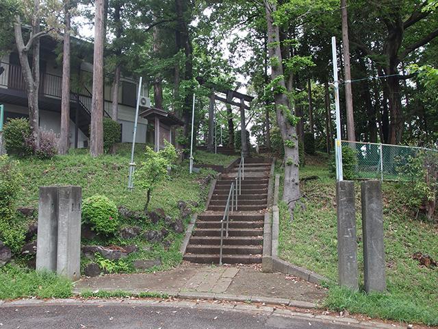 平川神社写真