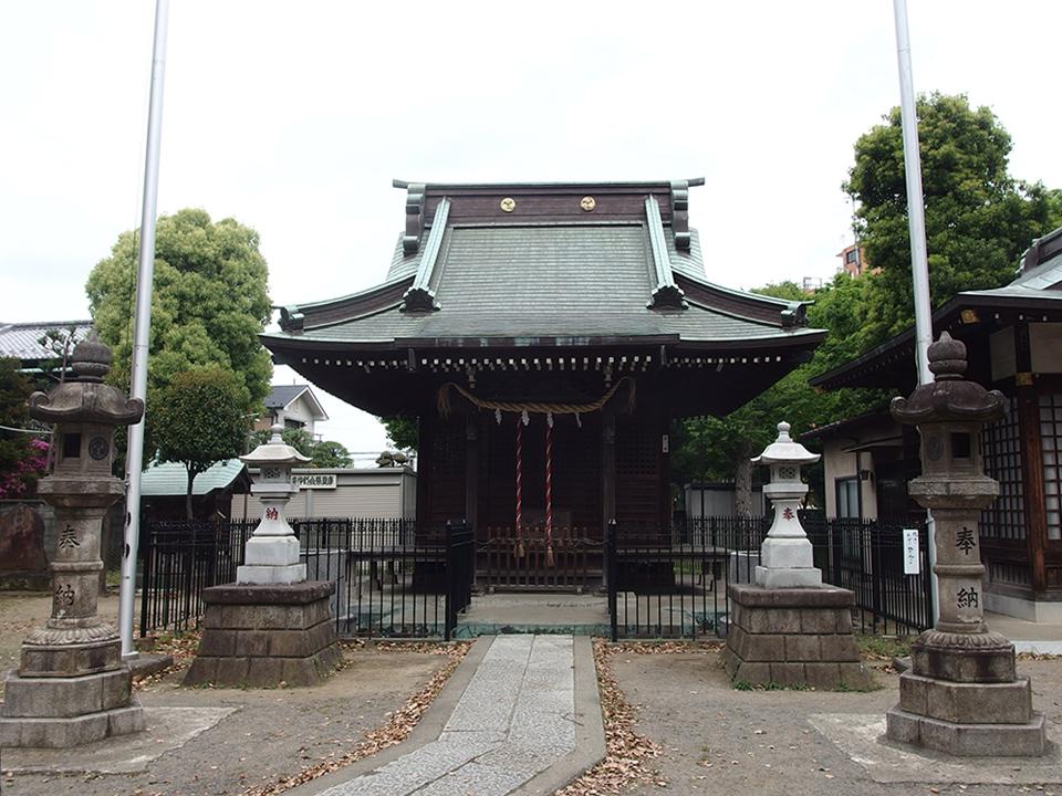 今井神社(川崎市中原区)