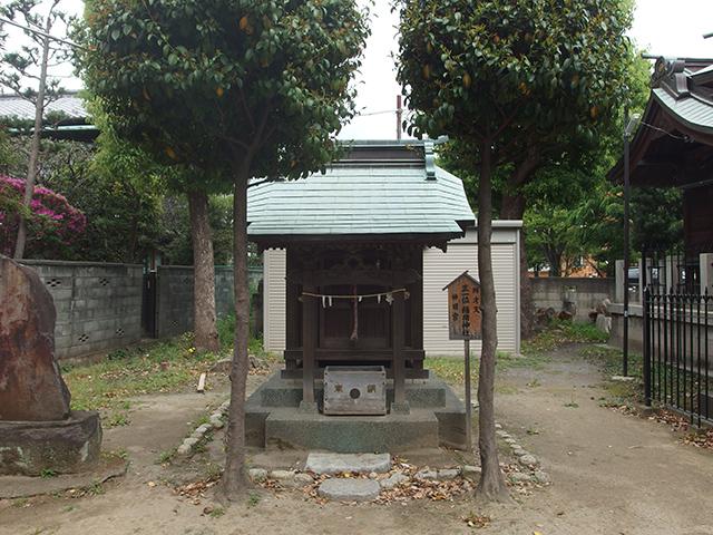 今井神社(川崎市中原区)写真