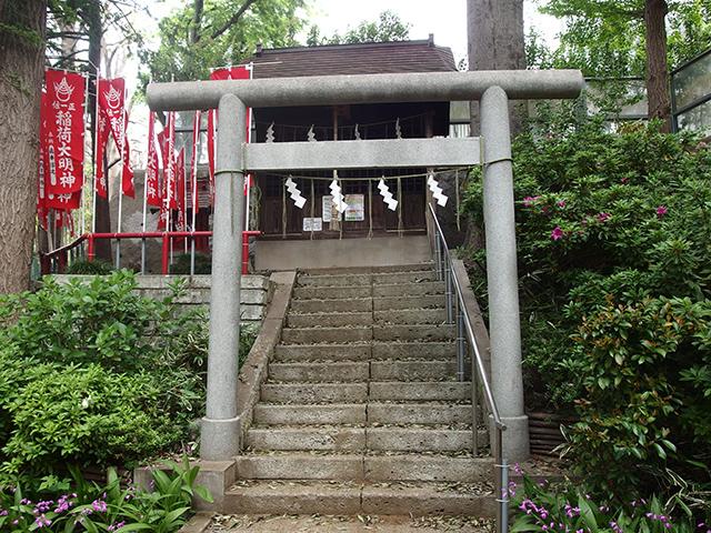 石川神社写真