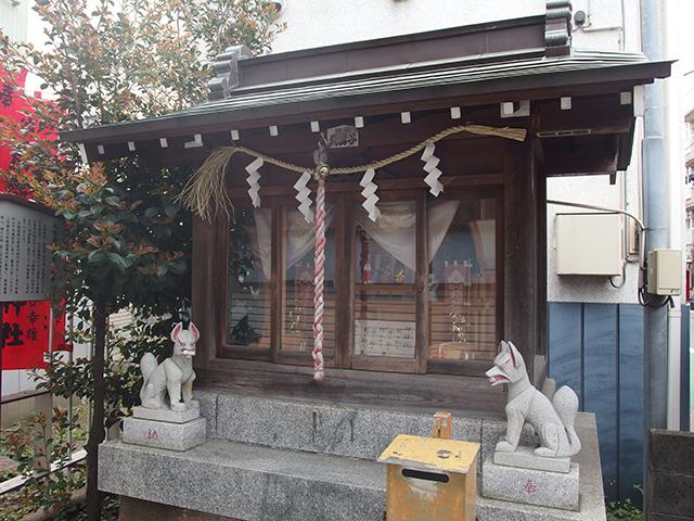 京極稲荷神社写真
