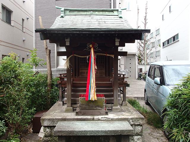 赤松稲荷(大田区南千束)写真