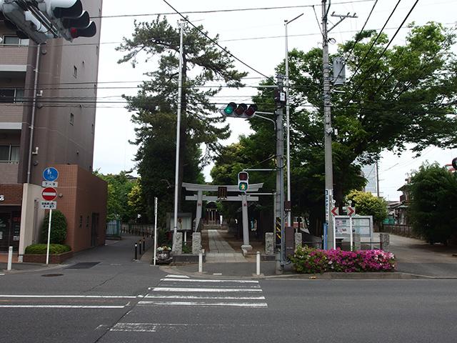大戸神社写真