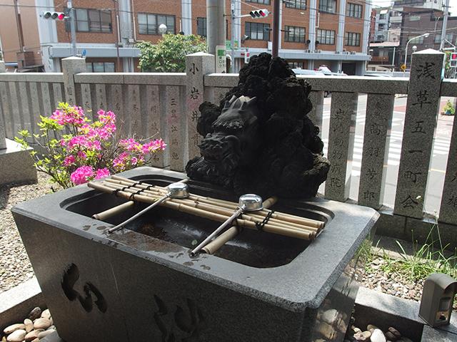 浅草富士浅間神社写真