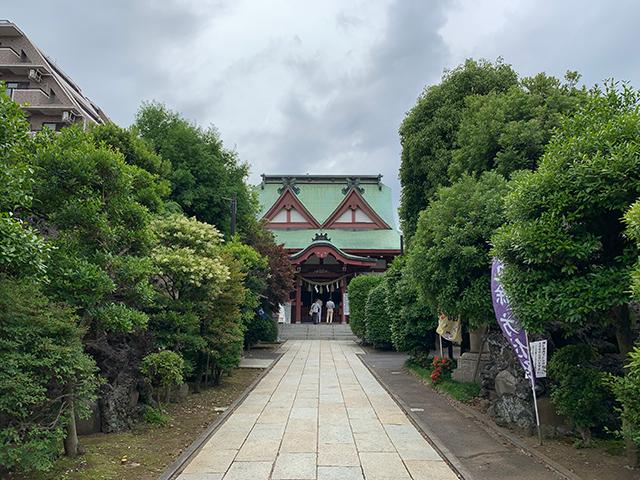 八幡八雲神社写真