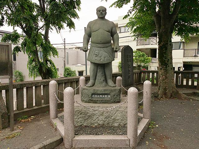 永福稲荷神社(八王子市)写真