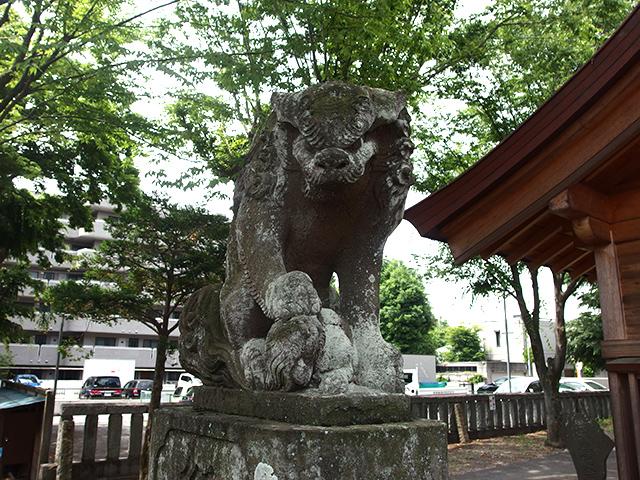 多賀神社(八王子市)写真