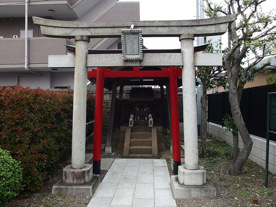 稲荷神社(八王子市八幡町)