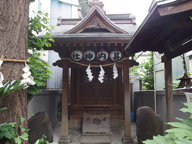 甚内神社写真