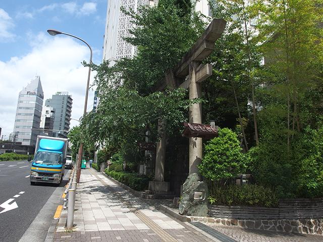 雉子神社写真