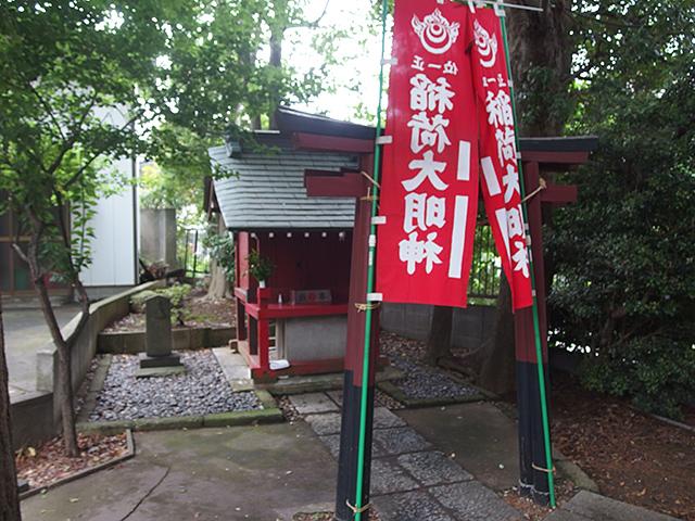 駒林神社(横浜市)写真