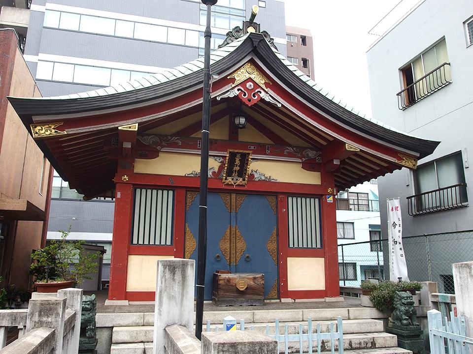 本社三島神社(寿三島神社)