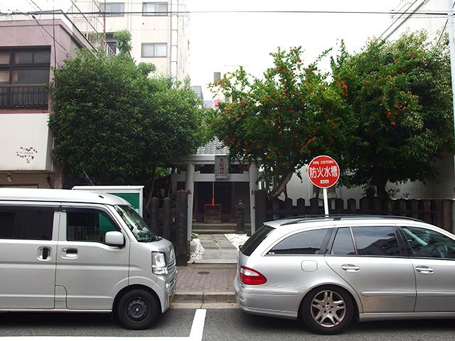 黒船稲荷神社写真