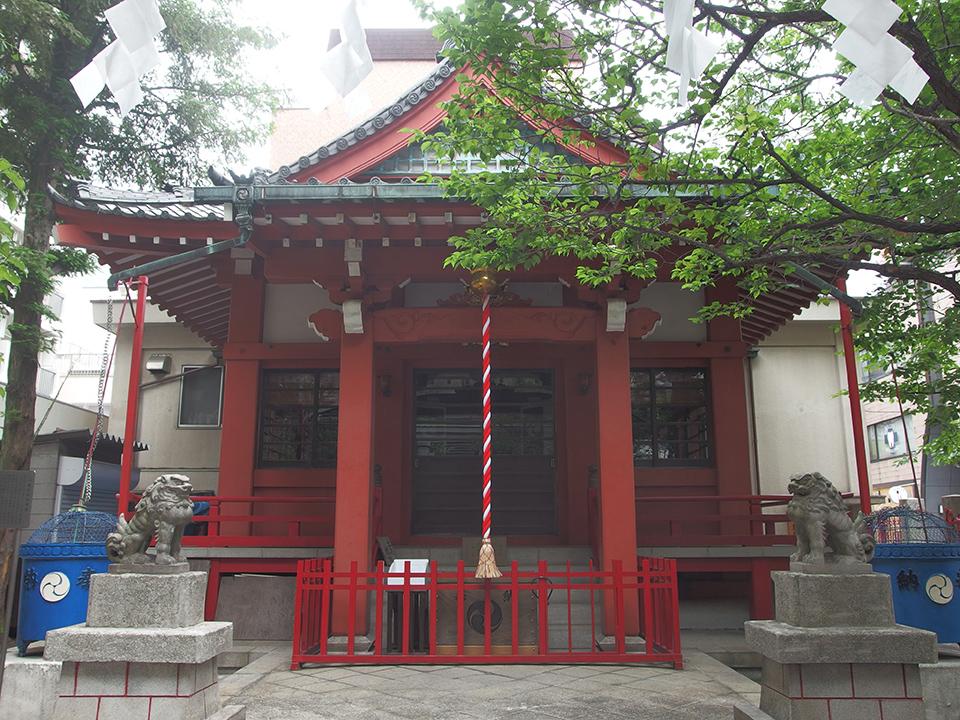 西浅草八幡神社