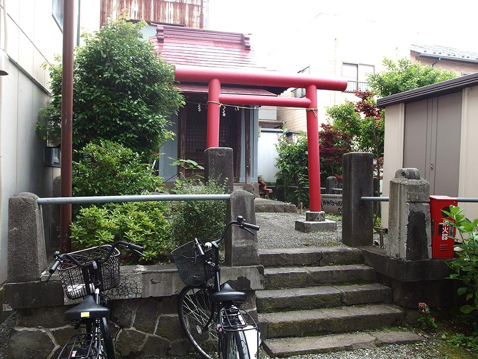 天王神社(小田原市浜町)